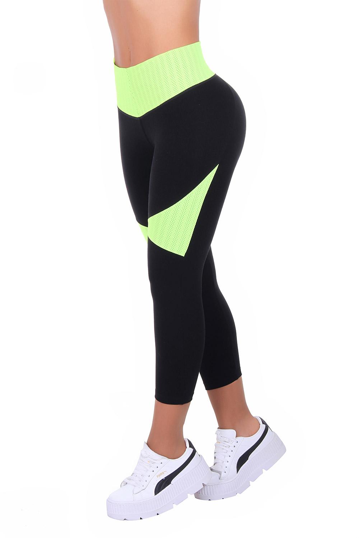 Bon Bon Up Multi Color Waist Leggings with Internal Body Shaper and Butt Lifter